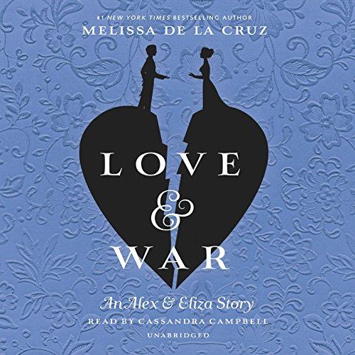 Love & War audiobook cover art