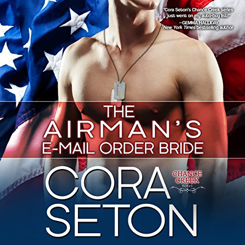 The Airman's E-Mail-Order Bride audiobook cover art