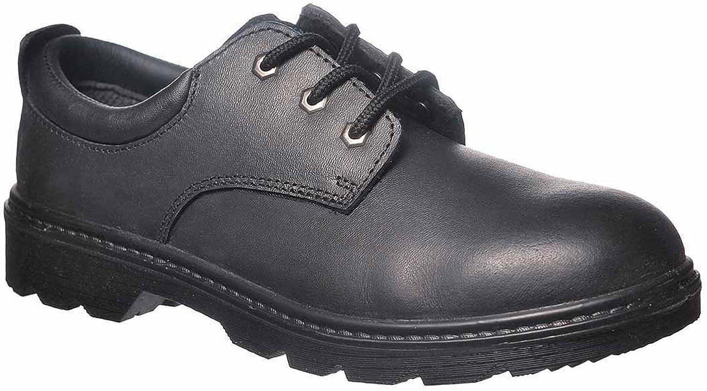 SUw - Steelite Thor Workwear Safety shoes S3 - Black - UK 10