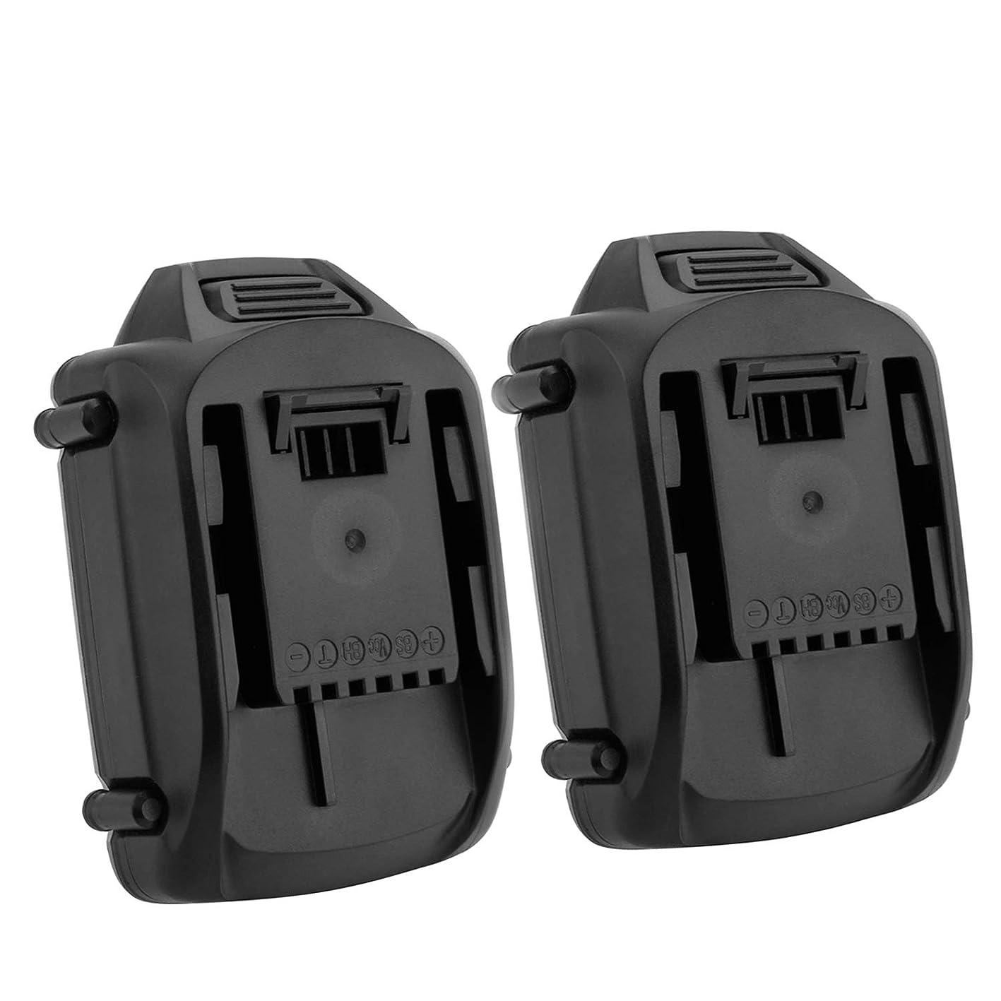 Creabest 2Packs 2500mAh 18V Replacement Battery Compatible with Worx WA3512 WA3512.1 WA3512 WA3511 WX163 Li-ion Battery Pack cnwggyqpnzj309