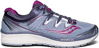 Saucony Women's Triumph ISO 4 Running Shoe, Fog/Grey, 9.5 M US