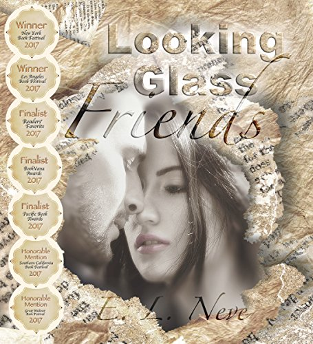 Looking Glass Friends audiobook cover art