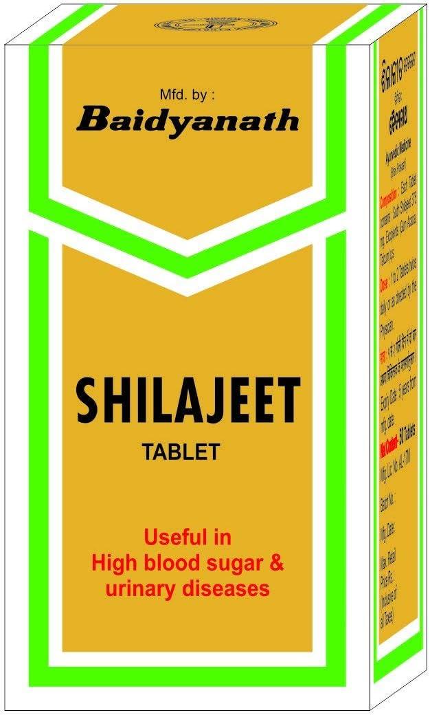 Madow Shilajeet Shilajit Time Finally popular brand sale - Tablets 50