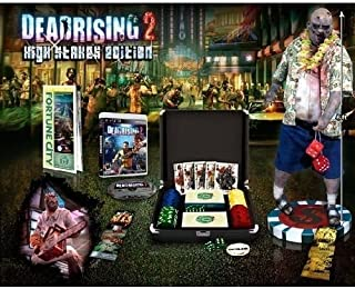 Dead Rising 2 High Stakes Edition with Poker Cards, Chips, Dice, Dealer Chip & more by Capcom
