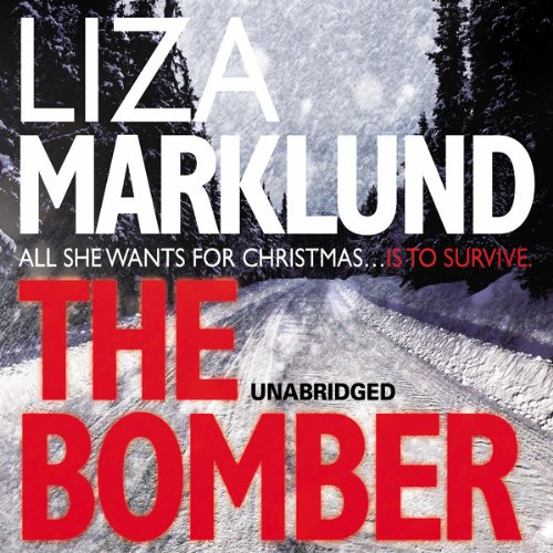The Bomber audiobook cover art