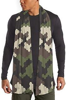 Hipiyoled Camouflage 5 Schals Halstuch Schal Stola Wrap Damen Kleidung Zubehör