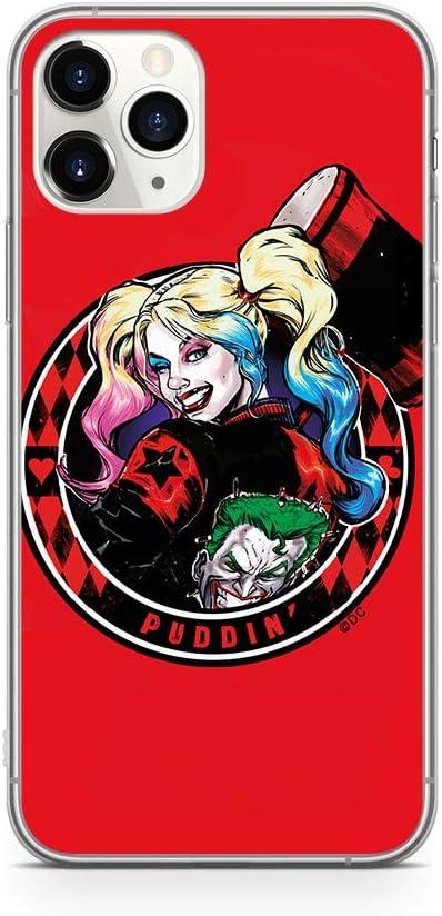 Ert Group WPCHARLEY1109 Custodia per Cellulare DC Harley Quinn 002 iPhone 11 PRO MAX