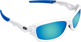 74475716c8 Rayzor profesionales ligeros UV400 plata Deportes Wrap ciclismo Gafas de  sol, con un Iridium antideslumbrante
