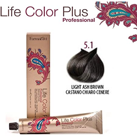 FarmaVita Life Color Plus Tinte Capilar 5.1-90 ml