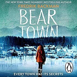 Beartown                   By:                                                                                                                                 Fredrik Backman                               Narrated by:                                                                                                                                 John Sackville                      Length: 13 hrs and 43 mins     161 ratings     Overall 4.5