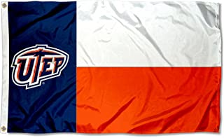 College Flags and Banners Co. Texas El Paso Miners State of Texas Flag