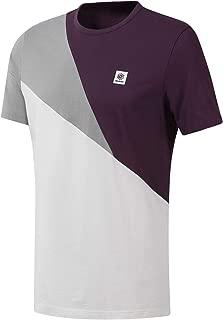 Reebok Men's s Classics Advanced T-Shirt, Purple (Urban Violet), Medium-DT8226