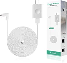 Lenink Weatherproof Outdoor Power Cable with Quick Charge 3.0 Power Adapter Compatible with Arlo Pro and Arlo Pro 2,Arlo Go and Arlo Security Light,White(16ft/5m)