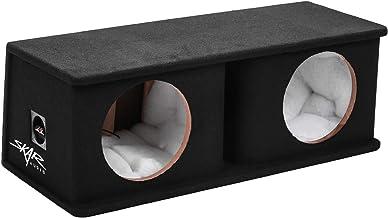 """Skar Audio SK2X10V Dual 10"""" Universal Fit Ported Subwoofer Enclosure"""