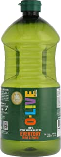 Sponsored Ad - O-Live & Co. Everyday Extra Virgin Olive Oil - 66.6 Fl Oz (2 liters) - Award winner in NY, LA and ITALY - S...