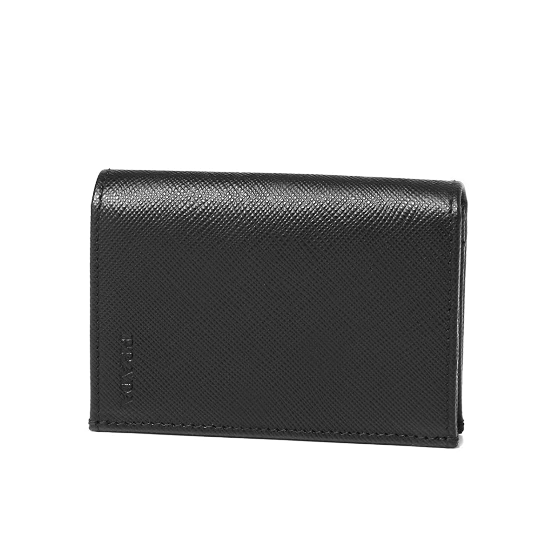 ハイランド満たすハッチ(プラダ) PRADA カードケース SAFFIANO 1 ブラック 2MC945 PN9 F0002 [並行輸入品]