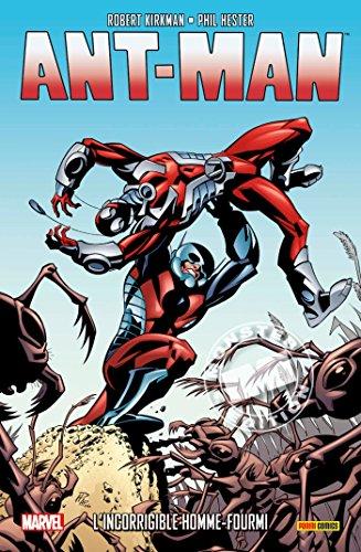 ANT-MAN : L INCORRIGIBLE HOMME-FOURMI