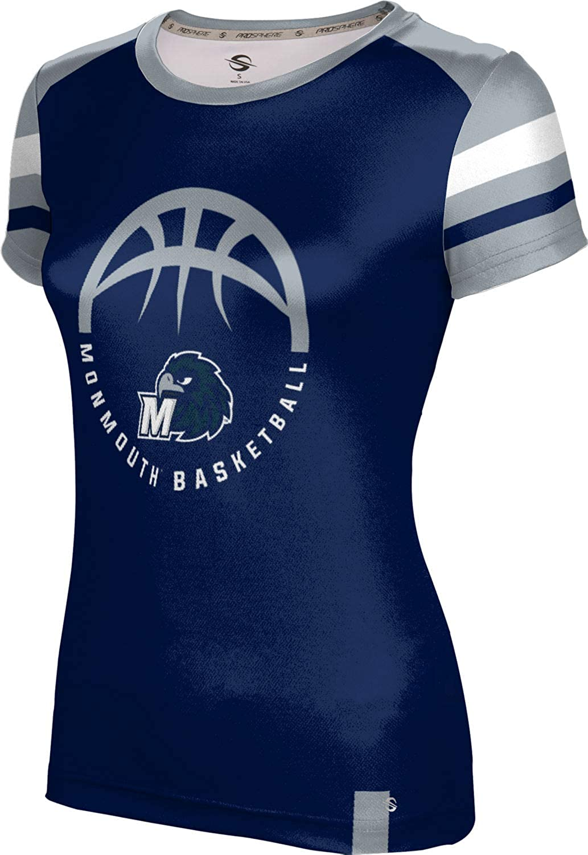 ProSphere Monmouth University Basketball Girls' Performance T-Shirt (Old School)