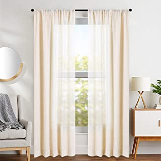 Best open weave curtains Reviews