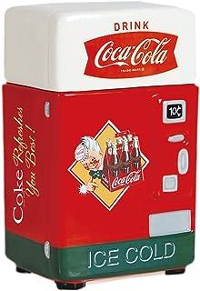 Westland – Cuaderno Coca-Cola máquina expendedora recipiente, 20,3 cm, refresca