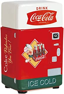 Westland Giftware Coca-Cola Vending Machine Canister, 8-Inch, Refreshes You Best