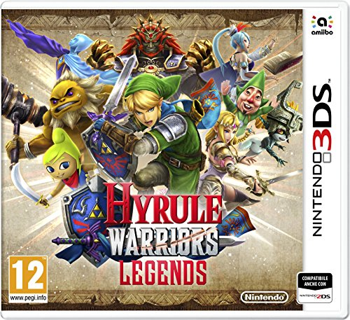 Hyrule Warriors Legends - Nintendo 3DS