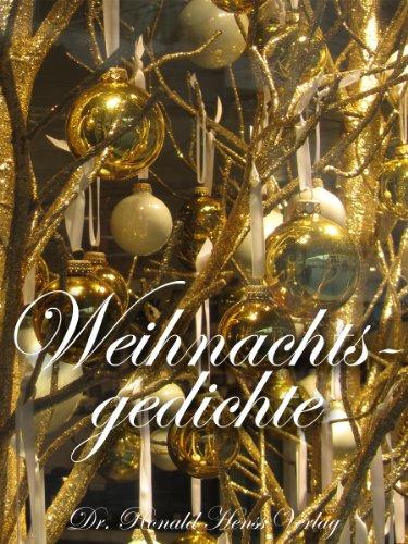 Weihnachtsgedichte (German Edition)