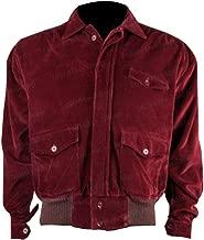 The Shining Jack Red Corduroy Jacket Costume