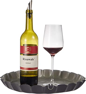 Amazon.com: Accents Depot Vineyard Wine Bottle - Cuadro ...