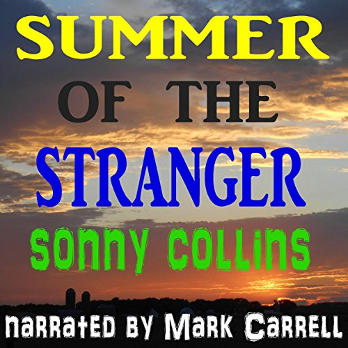 Summer of the Stranger audiobook cover art
