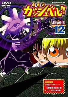 Vol. 12-Konjiki No Gash Bell!! Level 3