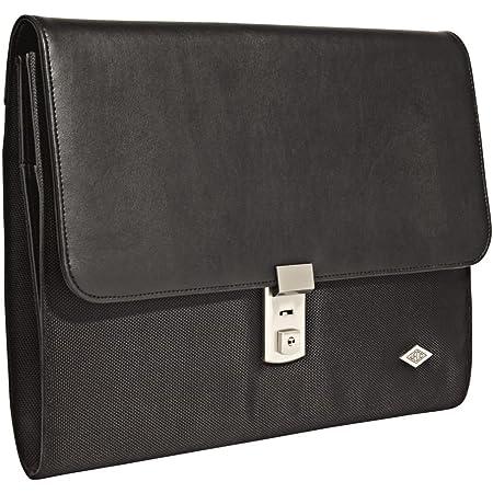 Wedo Elegance 0585501 - Maletín portadocumentos (A4), color negro