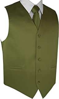 olive green suit prom