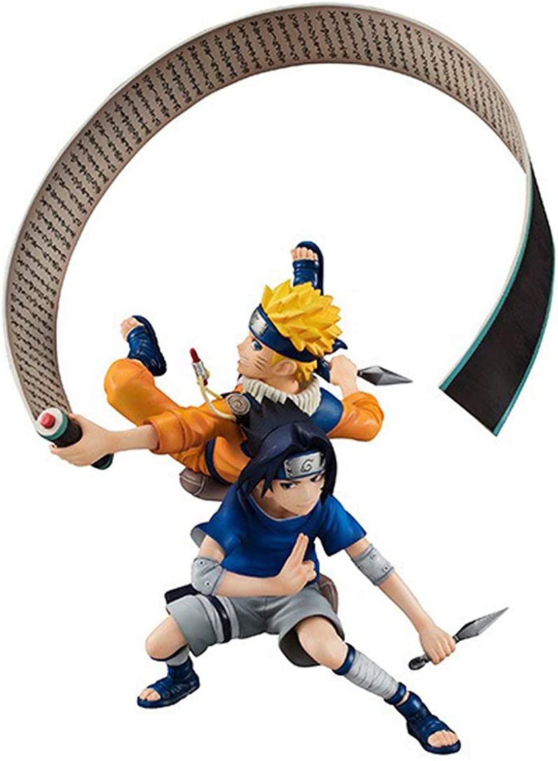 JSFQ Toy Statue Toy Model Anime Character Gift Crafts   18cm Anime Decoration Toy statue