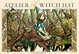 Atelier of Witch Hat Coloring Book
