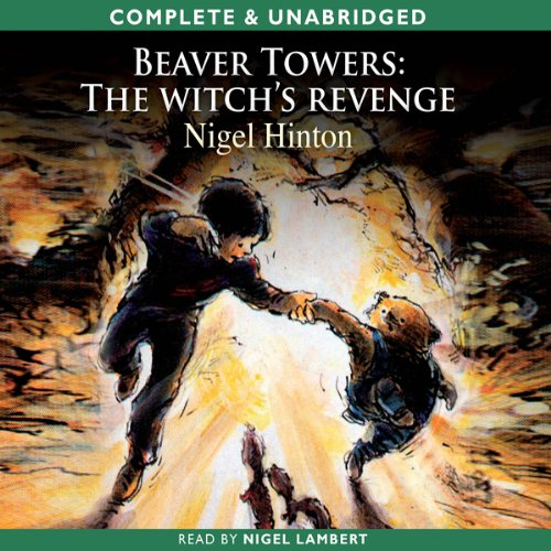 The Witch's Revenge audiobook cover art