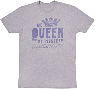 Out of Print Unisex/Men's Literary Book-Themed Tee T-Shirt