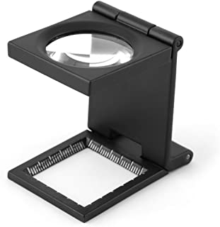 printers loupe with light