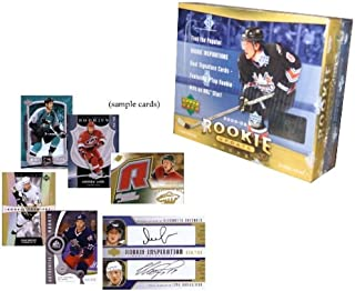 2005/06 Upper Deck Rookie Update NHL Hockey box