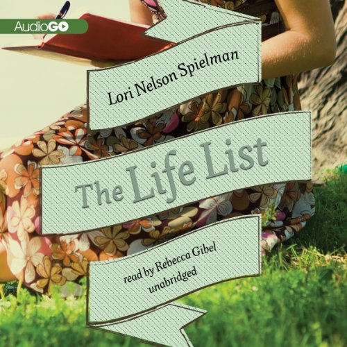 The Life List audiobook cover art