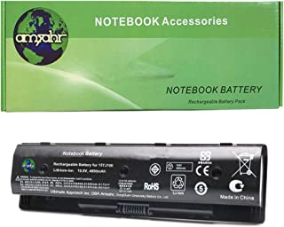 Amsahr 100% Compatible Non-OEM Replacement Durable Laptop Battery for HP Envy P109-01 15T-J100 17-J000 17-J037CL 17-J153CL Series with Rechargeable and No Memory Effect and Power Surge Protection