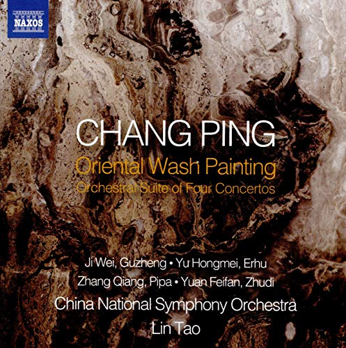 Oriental Wash Painting