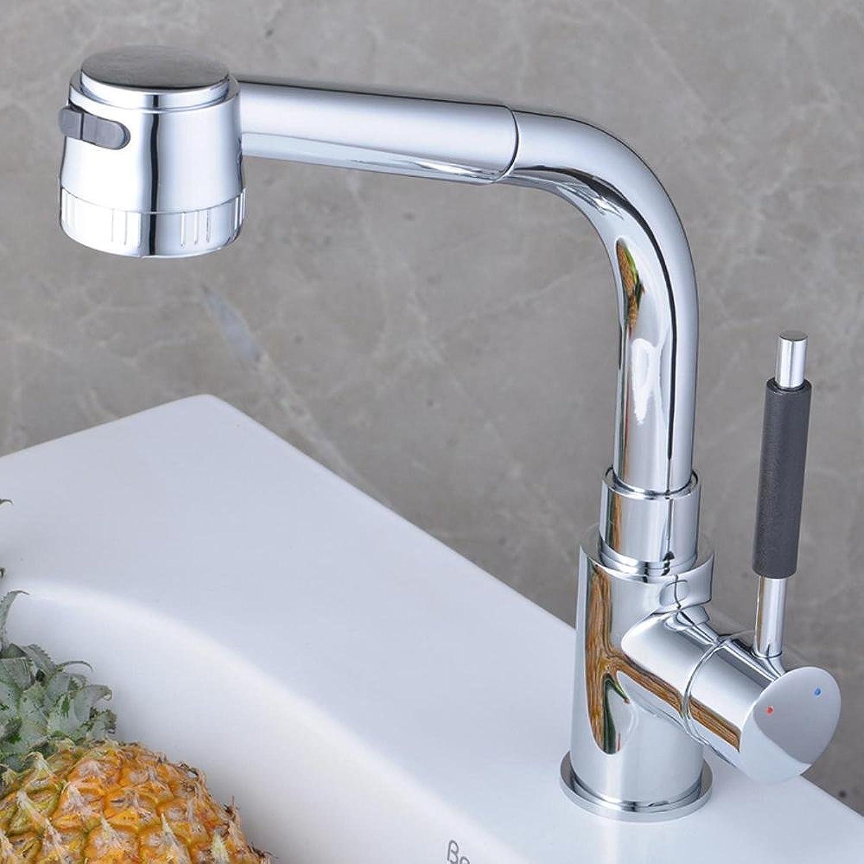 Angezogen werden Küchenarmatur kann ziehen Rotation aber kein Spritzwasser Kupfer Chrom Wasserhahn schrumpfen
