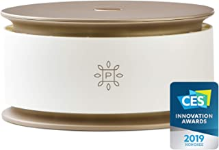 The Pure Company Portable Air Purifier is Lightweight, Super-Quiet and Designed so it Needs no Tools, Maintenance or Filters!