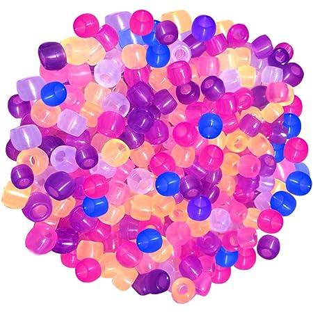 Red Premium UV Beads 250 Count