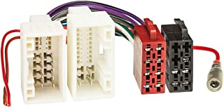 tomzz Audio 7019 003 Radio Adapter Kabel passend für Hyundai ab 2010, Kia ab 2009 auf 16pol ISO Norm
