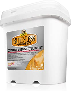 Bute-Less Performance Comfort & Recovery Supplement Pellets, Healthy Inflammatory Response, 3.75 lb / 30 Day Supply