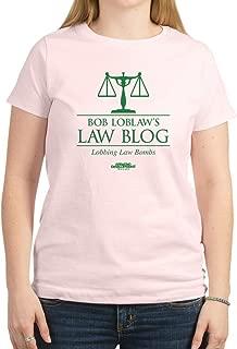 Bob Lablaw's Law Blog Women's Light Crew Neck Tee