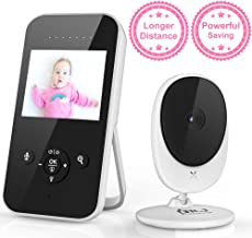 "Clearance Sale Video Baby Monitor, 2.4"" LCD Digital Camera with Auto Infrared Night.."