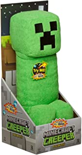 Best minecraft creeper 14 plush toy with sound Reviews